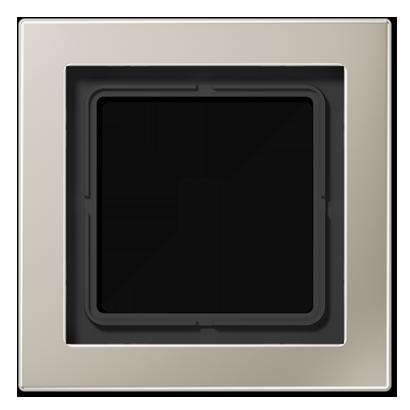 JUNG - Frame, stainless steel Frames LS Design LS range OVERVIEW