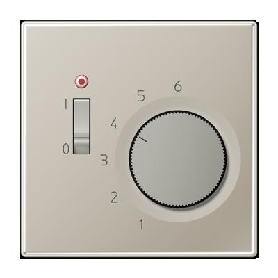 Jung Temperaturregler /Öffner AC 24 V TRLS241WW