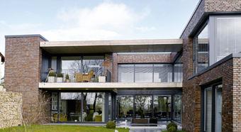 In House Dortmund jung reference object single family house dortmund